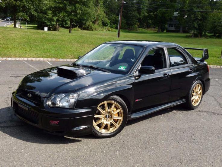 Time for #ThrowbackThursday with a 2005 #Subaru Impreza WRX STi. #TBT