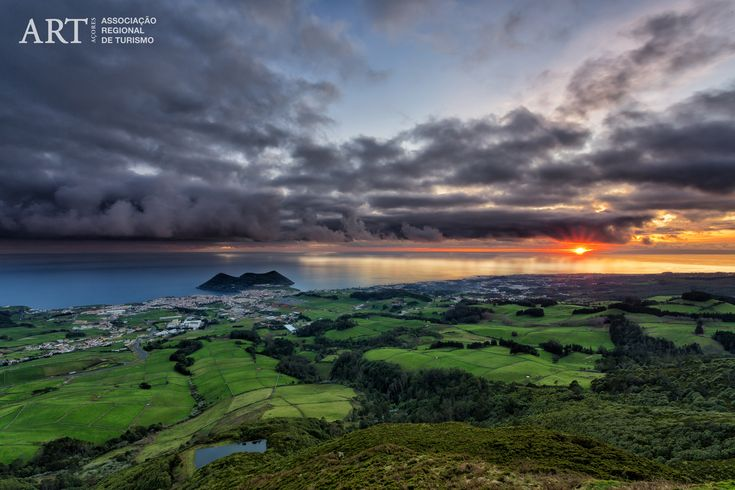 Landscape from Serra da Ribeirinha