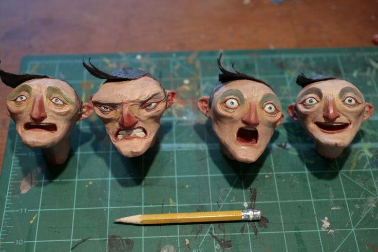 capt duff's many faces red nose studio