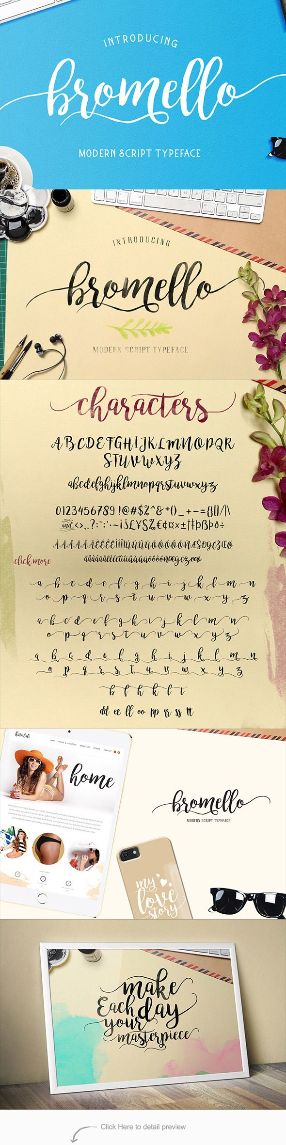 Bromello Typeface - Download: http://graphicriver.net/item/bromello-typeface/14429004?ref=ksioks