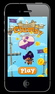 Our first game iOS Captain Clumsy, to be released on the App Store in June 2012  http://cuteattack.com/games/