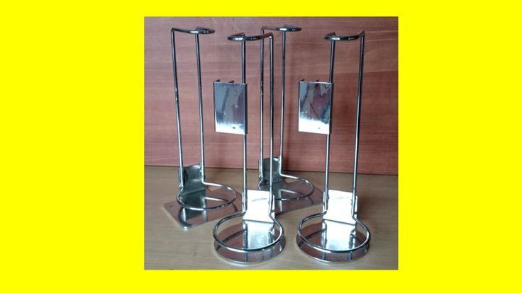Caviste Porte bouteille métal Lot de 20 Valpro NEUF - AGENCEMENT MAGASIN COMMERCE BOUTIQUE MATERIEL RESTAURATION BUREAU/AGENCEMENT BAR RESTAURANT PIZZA BISTROT - magic-affaires-22