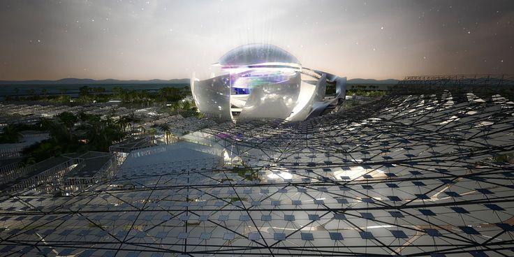 coop himmelb(l)au, wolf d. prix, expo 2020, dubai, architecture