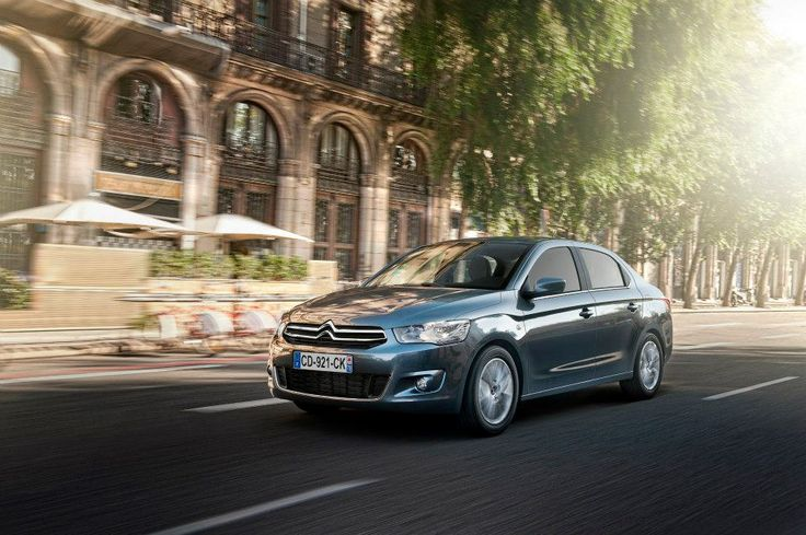 Modern, Spacious and robust, that's the #Citroën #CElysee!