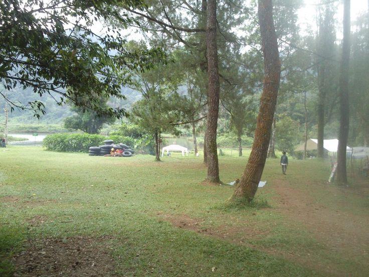 Catatan perjalanan menuju Situ Gunung, Sukabumi.