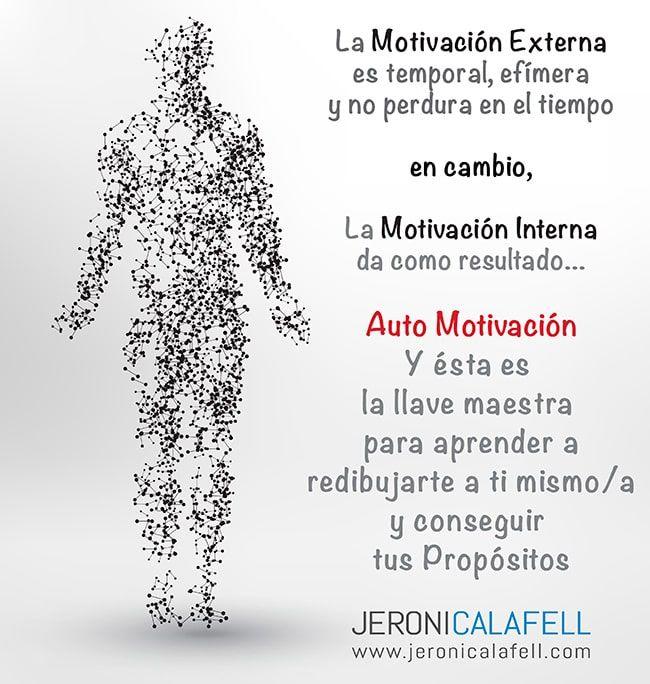Reflexiones : Motivación Intrínsica para vivir tu vida