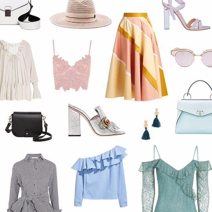 Spring Occasion Dressing