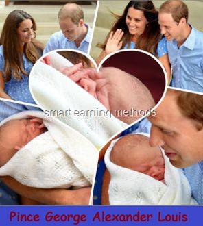 10 Memorable Photos of Royal Baby Prince George!