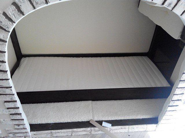Кровать-замок для любимой дочери