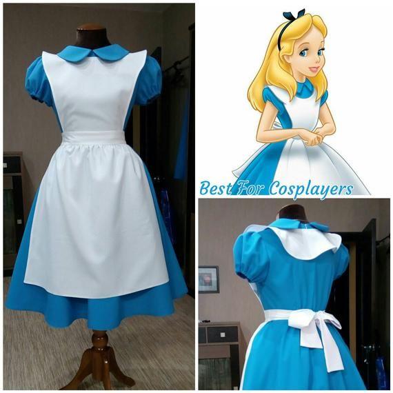 9acd93043fba6 Alice in Wonderland, Cosplay Costume, Cosplay, Alice Cosplay, Disney ...