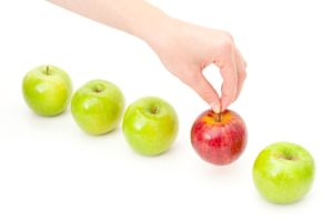 Apples and Oranges? Standard Deductions vs. Itemized Deductions TAX DEDUCTIONS AND CREDITS March 20, 2012 / TurboTaxBlogTeam