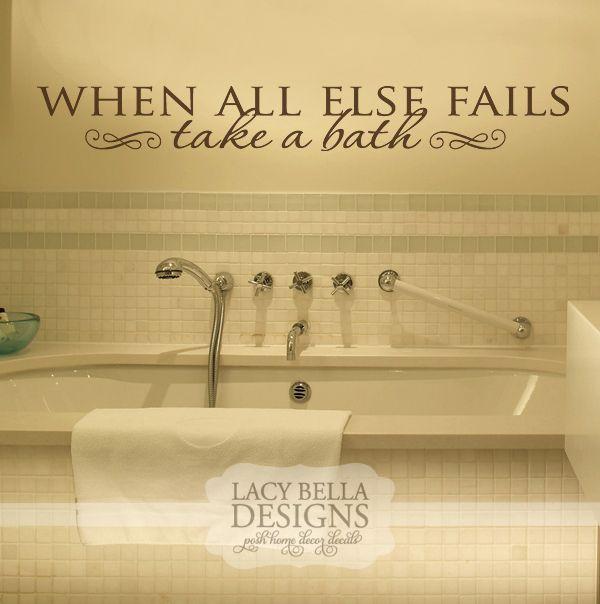 Best Bathroom Decals Images On Pinterest Bathroom Decals
