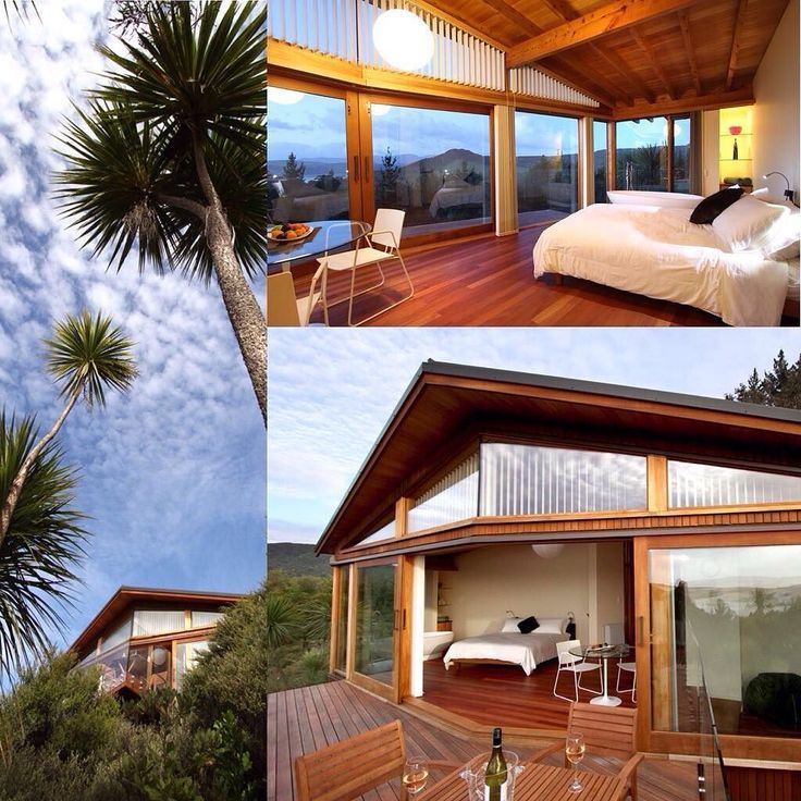 perched above native bush and the Hokianga Harbour Kokohuia Lodge gives you a chance relax and recharge to a soundtrack of native birdsong and drift off to sleep to the sound of the sea #wheretostay #Wednesdaymood #Hokianga #Northland #NewZealand #itsTime2Go!