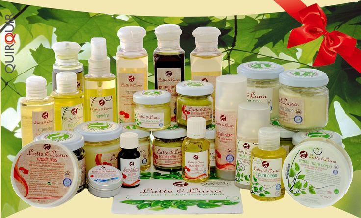 Prodotti Latte & Luna www.quirquir.com/shop