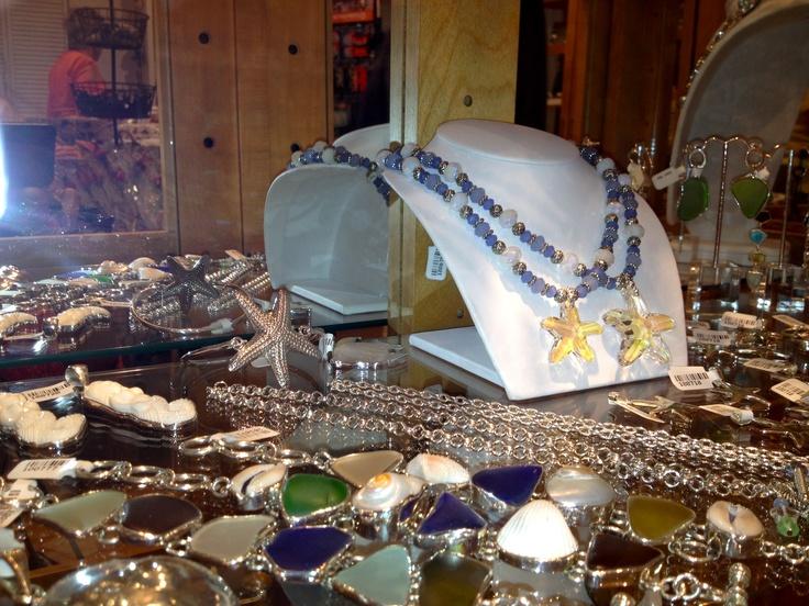 More beach inspired jewelry