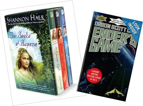 Gifts for Teenagers ~ Lots of teens love to read, so a book is a