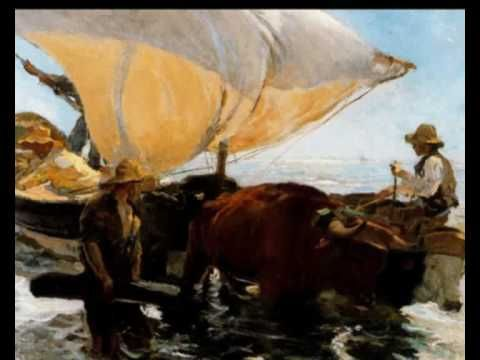 Joaquín Sorolla y Bastida Paintings
