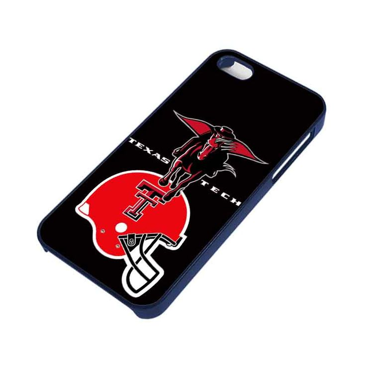 TEXAS TECH RED RAIDERS iPhone 5 / 5S Case – favocase