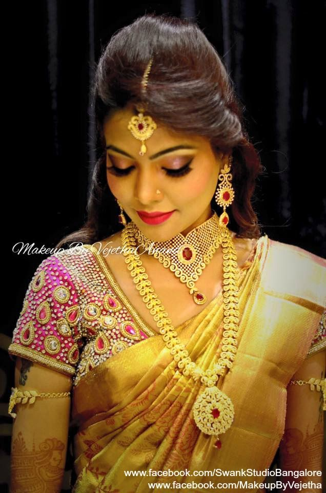 telugu hair styles 1000 ideas about saree hairstyles on sonam 4727