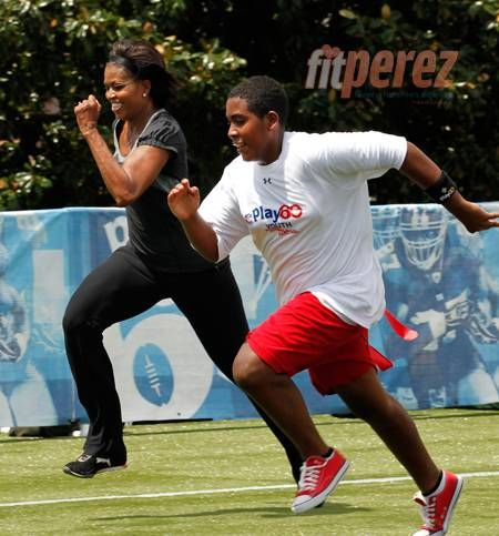 Image result for malia obama and michelle obama at yoga