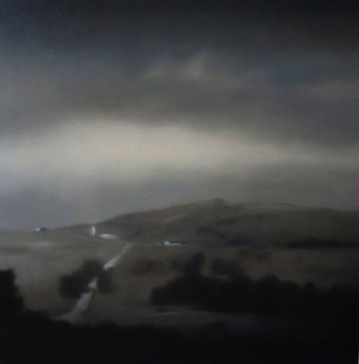 Join us 153 x 153 oil on canvas | Darren Gannon | Est Magazine I love his work!!!! X