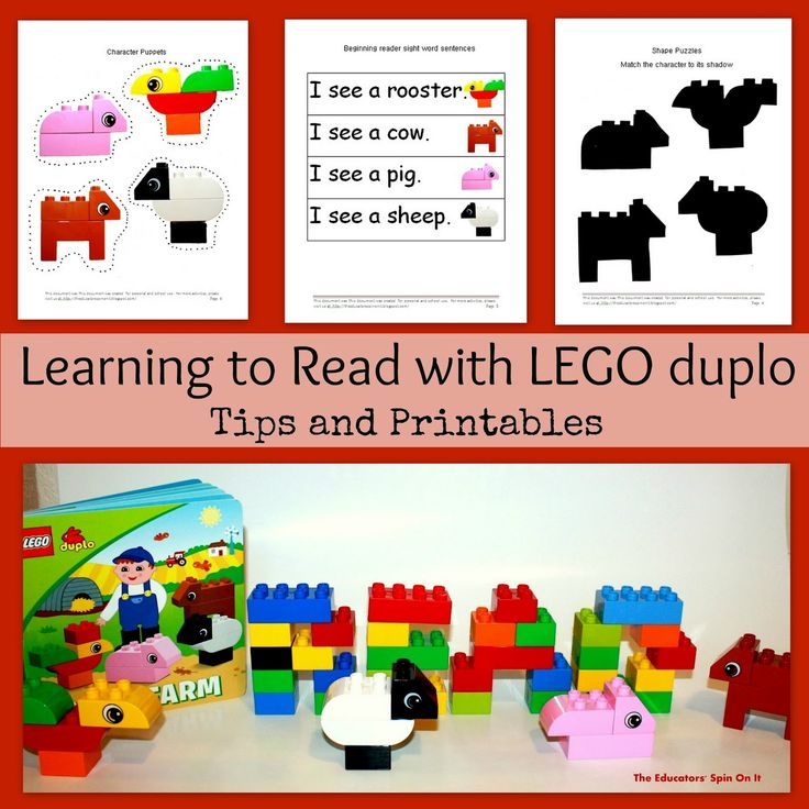 The Educators' Spin On It: LEGO Inspired Story Retelling of The Very Hungry Caterpillar
