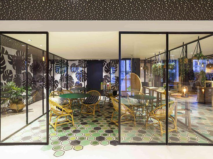 Best Design Hotels Images On Pinterest - Hotel porte de saint cloud