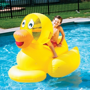 Giant Ducky, $39, now featured on Fab.