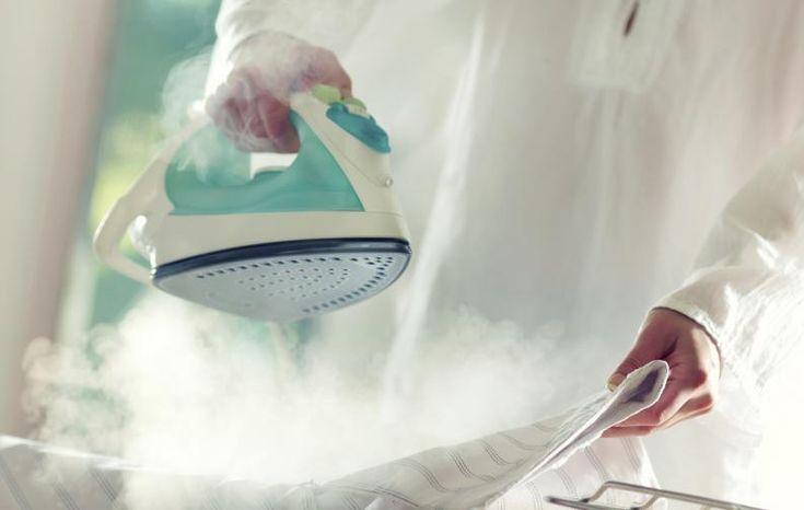 Como limpiar tu plancha a vapor