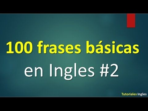 Ingles Americano - Aprende a Captar Palabras en Ingles 9 (Leccion 267) - YouTube