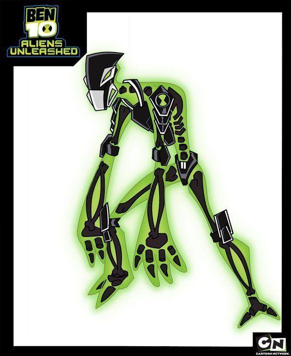 ben 10 | Ben 10: Alien Force Atomix