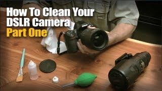 How to Clean Your DSLR --- Mine's not DSLR but maybe something here will help me get it working again.