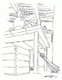 Bible Stories Coloring Pages 31