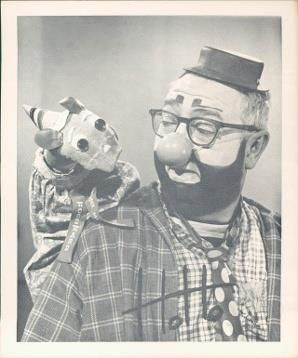 Edward (Ed) Phillips Birchall (1923–1988) was known to generations of Oklahomans as HO-HO the Clown. The show survived for 29 years on KOCO. He was a frequent visitor to children's wards at local hospitals, providing a kind of medicine the doctors could not. His popularity was so great that it took three funeral services to accommodate all of his well-wishers, the first of which was attended by an honor guard of professional clown friends and carried live by KOCO-TV.