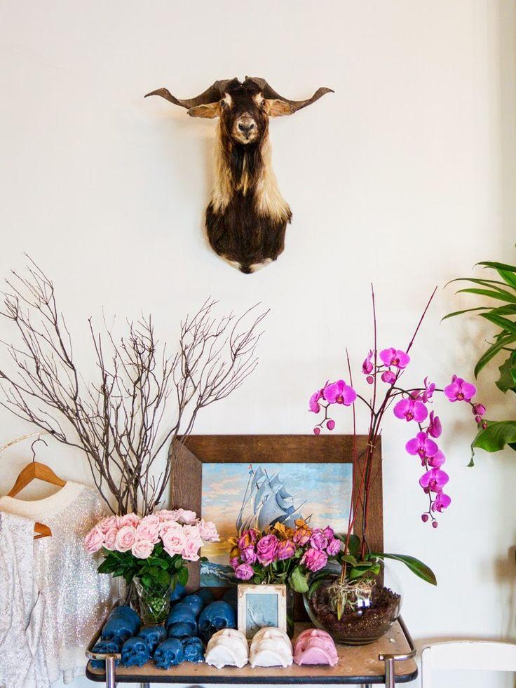 THE FLORIST/ Georgie Malyon studio