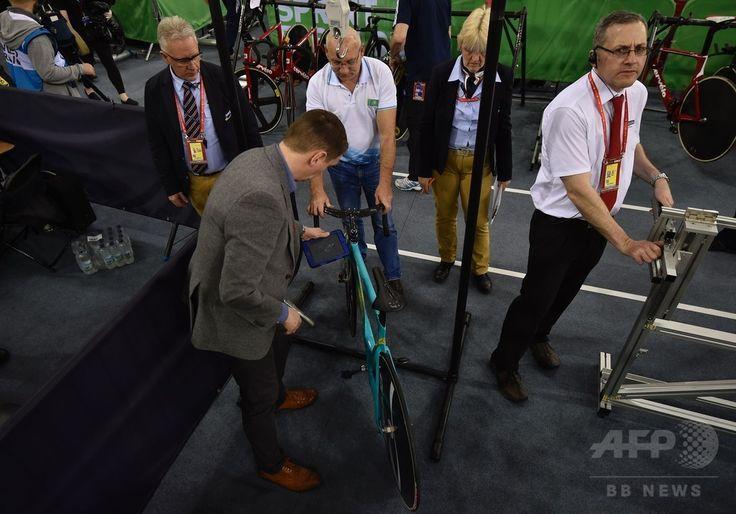 国際自転車競技連合が違反機材摘発に競技中の検査を検討。 国際ニュース:AFPBB News #rm_112