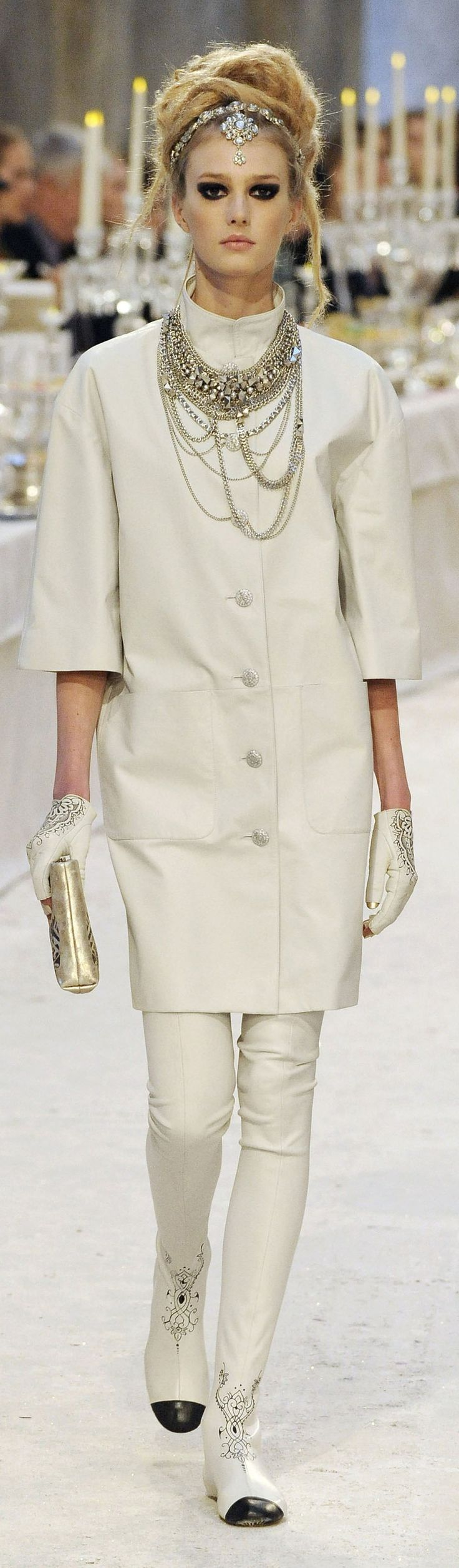 Classic Chanel #dressmaking