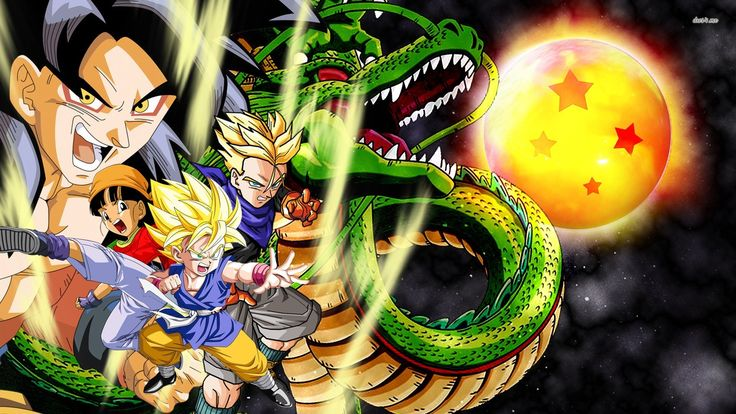 dragon ball gt free wallpaper | Anime : Dragon Ball Gt 1920x1080 Wallpaper 1080x1920Px Dragon Ball ...