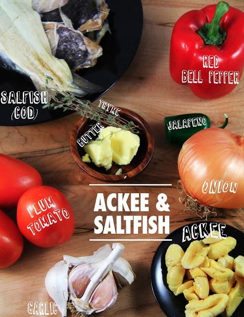Episode 1: Ackee & Saltfish   Cayuga St. Kitchen