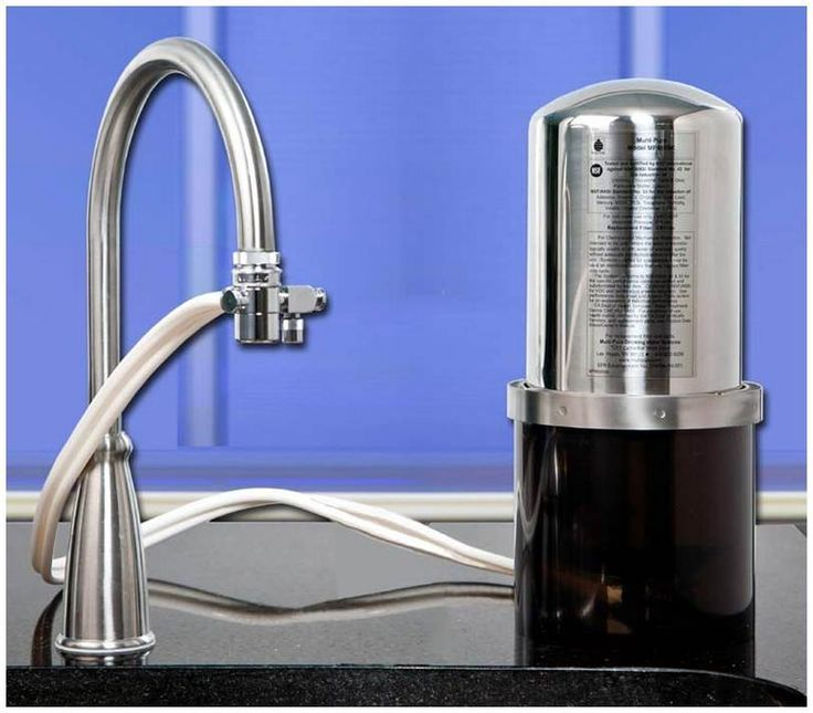 best countertop water filter consumer reports