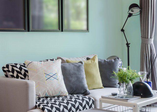 Couleur Bleu Amazonite – Mercadier - Marie Claire Maison