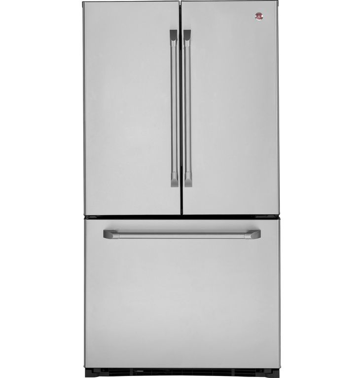 Stainless Steel Counter Depth French Door Refrigerator  Rated One Of The Top !
