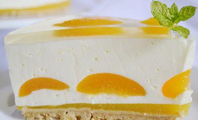 Jogurtova nepecena torta