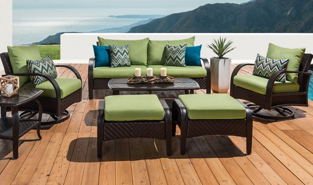 Replacement Cushions For Portofino Outdoor Furniture