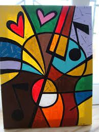 britto love print - Google Search