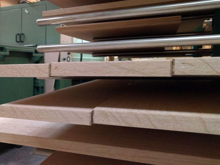 It starts here: FSC-certified european oak wood.