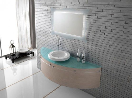 stylist and luxury bathroom vanities and tops. Wonderful 17 Modern Bathroom Furniture Sets  Piaf by Foster 27 best Interior images on Pinterest