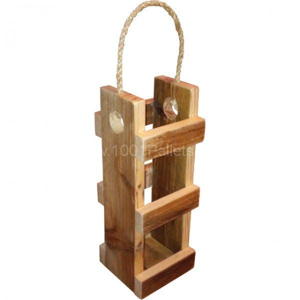 Pallet Wine Gift Box Pallet Boxes & Chests Pallet Home Decorations