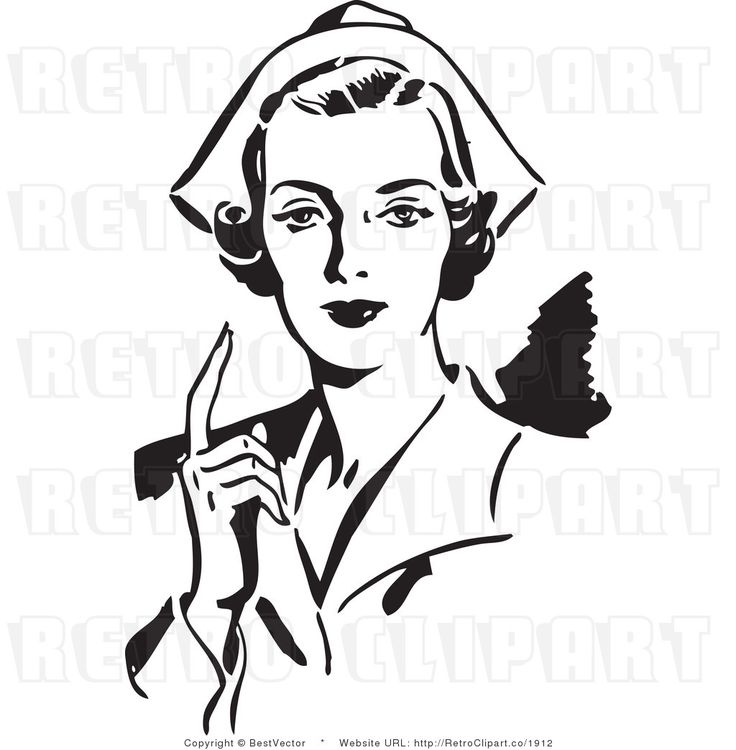 Opinion, you free vintage nursing clip art