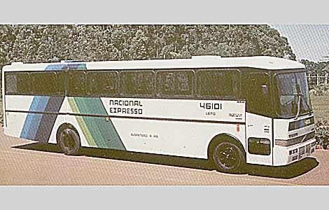 Nacional Expresso-46101 - BARRAZABUS :Onibus do Brasil e do Mundo! - Fotopages.com